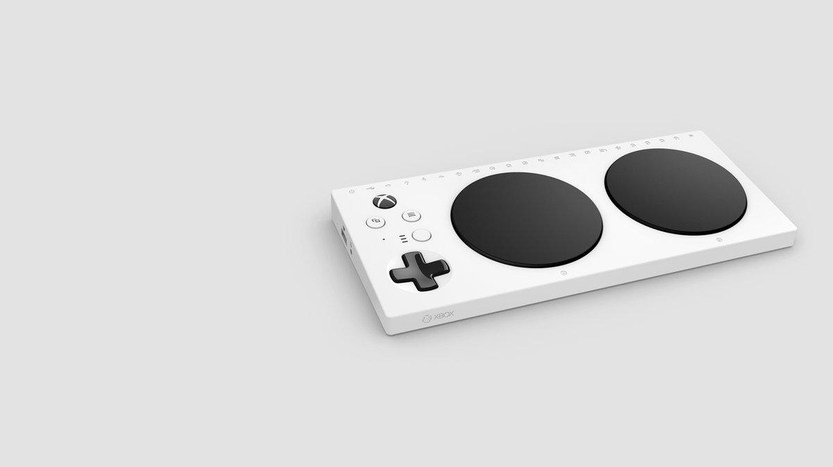 Einem Leak zufolge könnte Microsoft auf der E3 2018 einen barrierefreien Controller vorstellen.