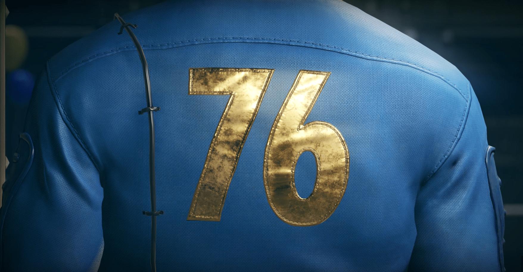 Gestern hat Bethesda Fallout 76 angekündigt.