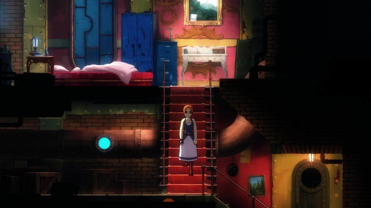Forgotten Anne ist jetzt auf der Xbox One verfügbar.