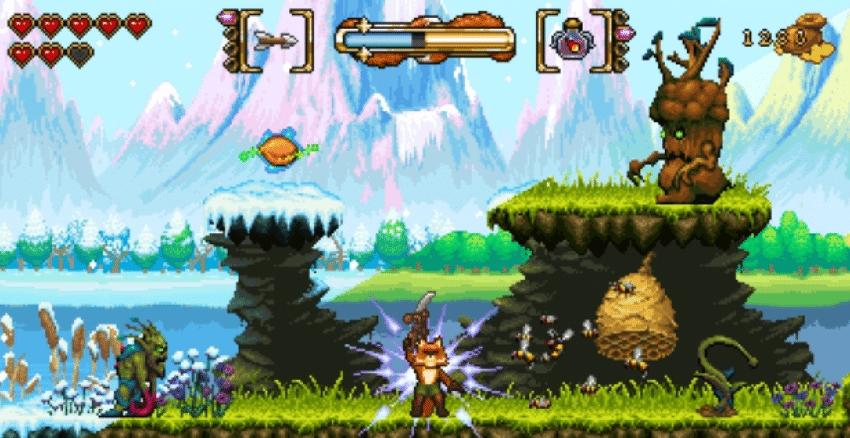 Fox n Forests erscheint am 30. Mai 2018 auf der Xbox One.