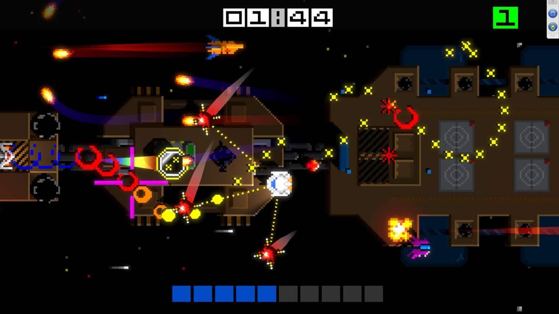 Hyper Sentinel erscheint am 11. Mai auf der Xbox One.
