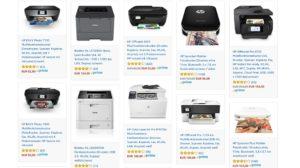 Amazon Drucker