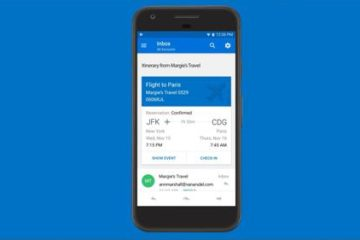 Microsoft Outlook Update Android