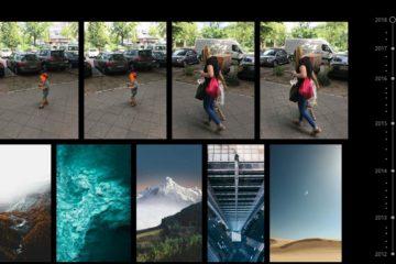 Zeitstrahl Windows 10 Fotos
