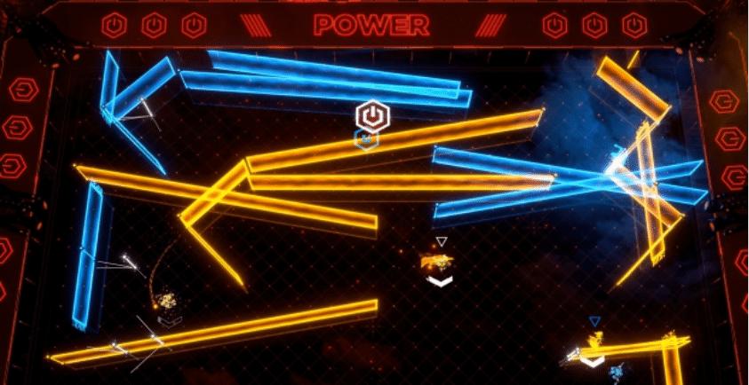 Laser League erscheint am 10. Mai auf der Xbox One.
