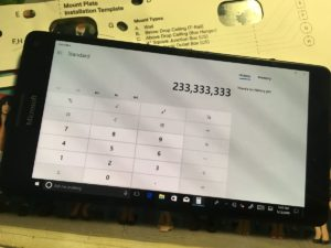 Lumia 950 XL Windows 10 aRM