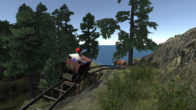 Mining Rail erscheint am 01. Juni 2018 auf der Xbox One.