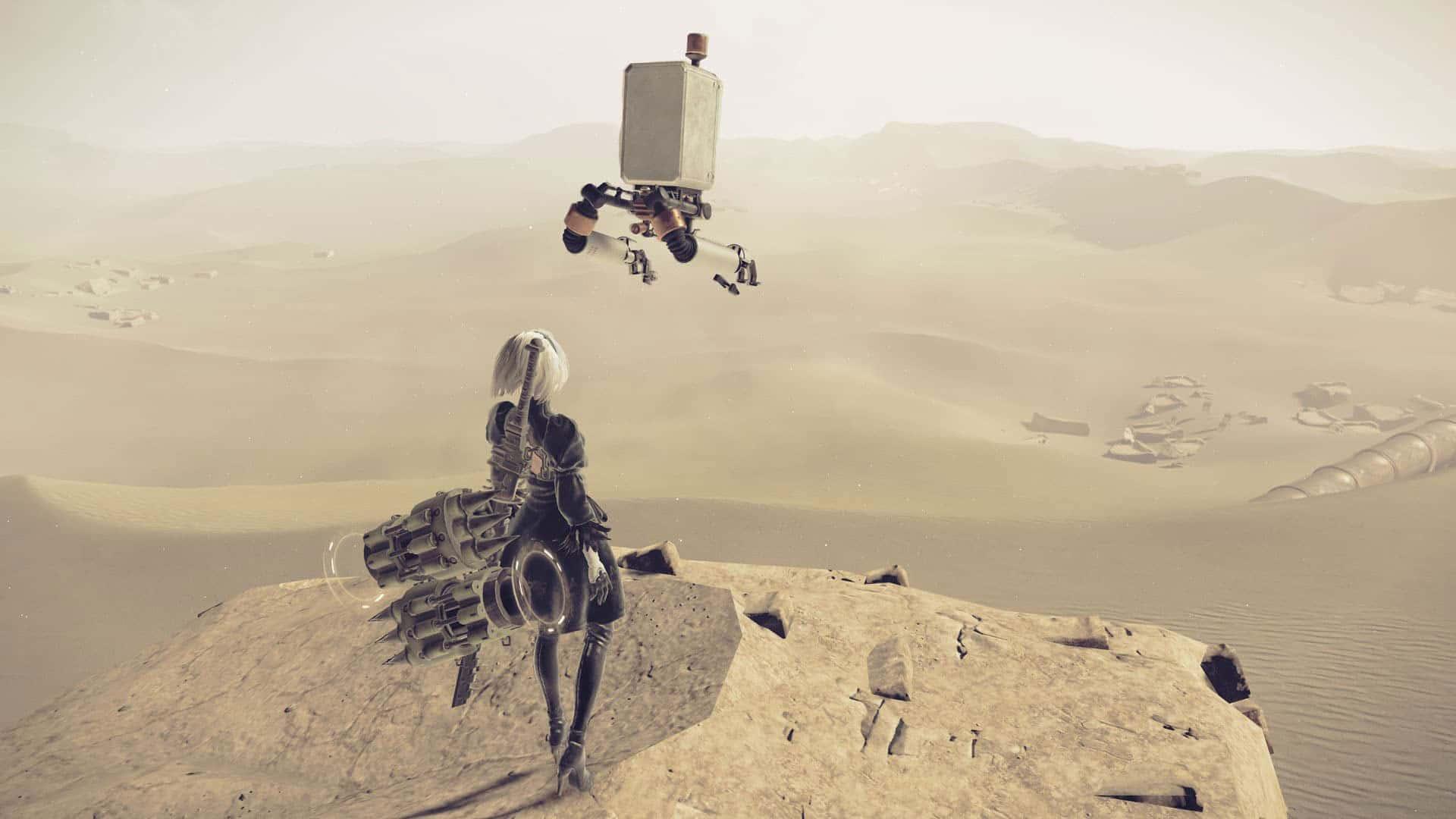 Gerüchten zufolge soll NieR: Automata noch dieses Jahr auf der Xbox One erscheinen.