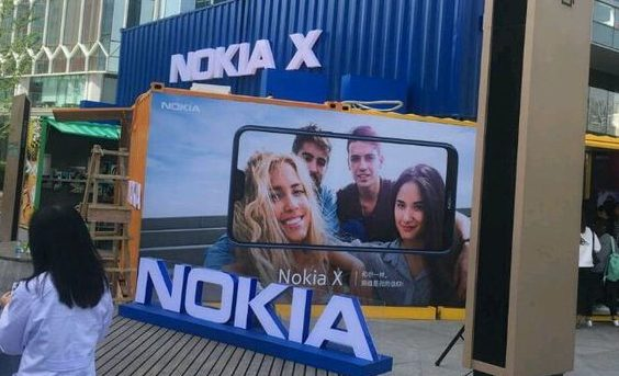 Nokia X7 Nokia 7.1 Plus Display Leak