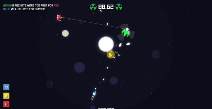 Rocket Wars erscheint am 09. Mai auf der Xbox One.