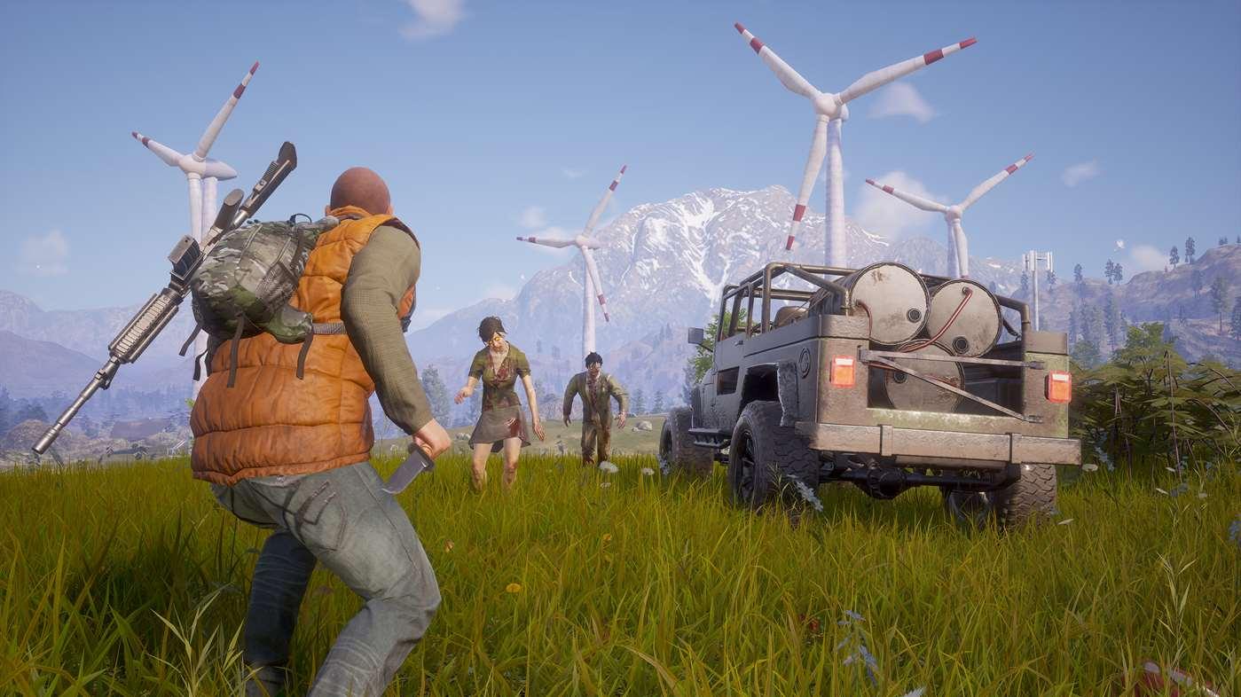 State of Decay 2: Ultimate Edition erscheint am 17. Mai 2018 auf der Xbox One.