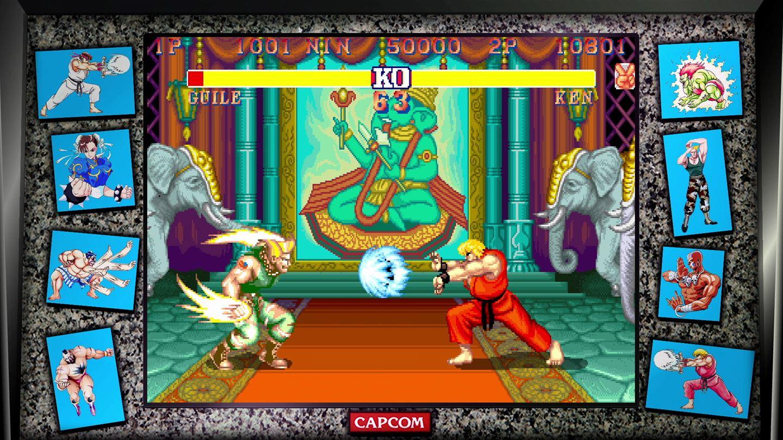 Street Fighter 30th Anniversary Collection erscheint am 29. Mai 2018 auf der Xbox One.