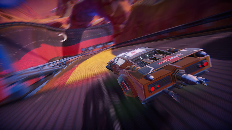 Trailblazers erscheint am 09. Mai auf der Xbox One.