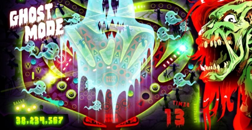 Zombie Pinball erscheint am 09. Mai auf der Xbox One.