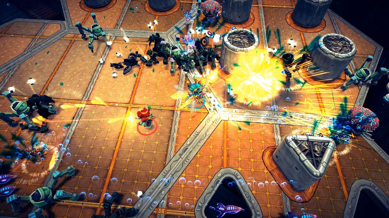 Assault Android Cactus ist im Juli im Games with Gold-Angebot enthalten.