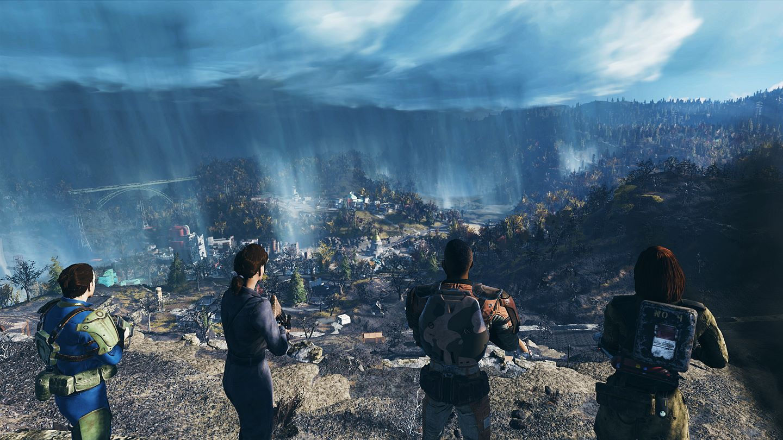 Das VATS-System in Fallout 76 wird in Echtzeit stattfinden.