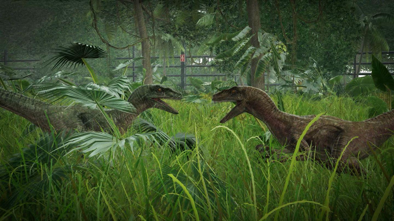 Jurassic World Evolution erscheint am 12. Juni 2018 für die Xbox One.