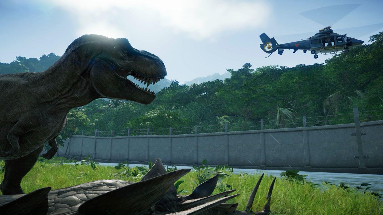 Jurassic World Evolution erscheint am 12. Juni 2018 auf der Xbox One.