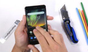 Nokia 6.1 Stress Test