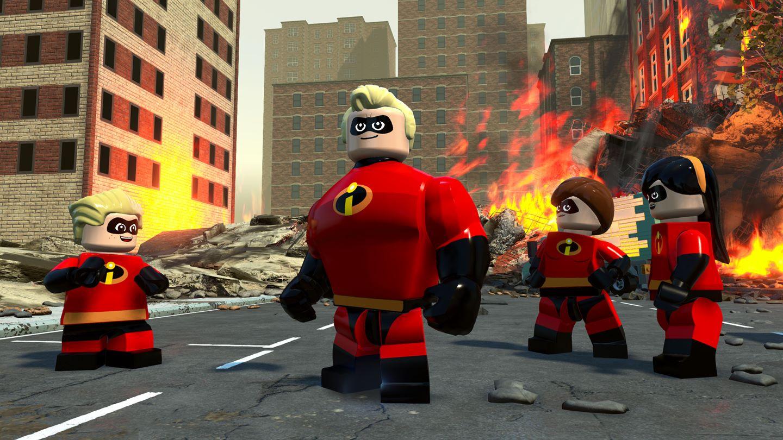 LEGO Die Unglaublichen erscheint am 15. Juni 2018 für die Xbox One.