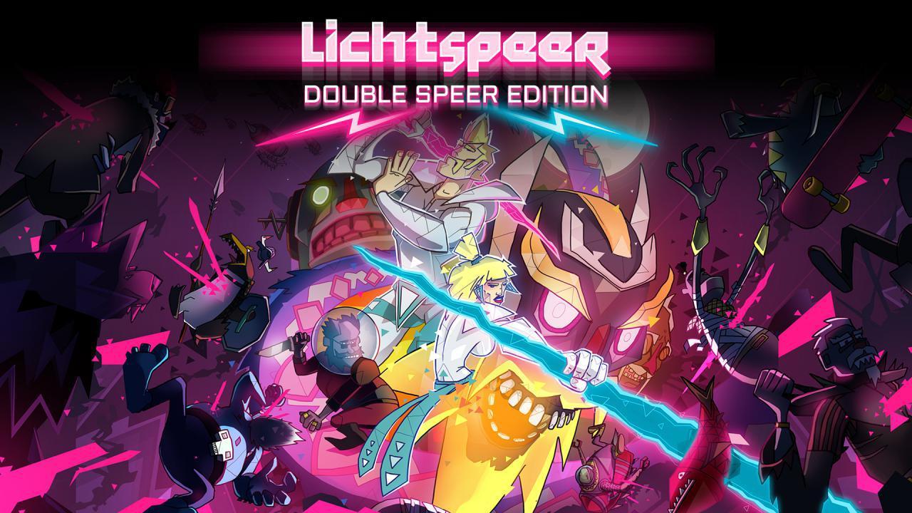Lichtspeer ist jetzt für die Xbox One verfügbar.