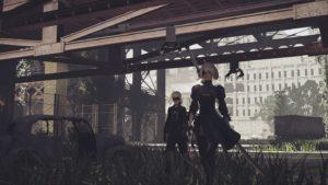 NieR:Automata – Become as Gods Edition erscheint am 26. Juni 2018 für die Xbox One.