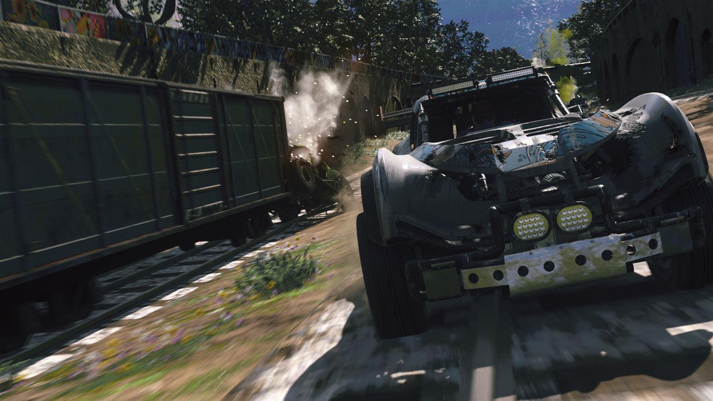 Onrush erscheint am 05. Juni auf der Xbox One.