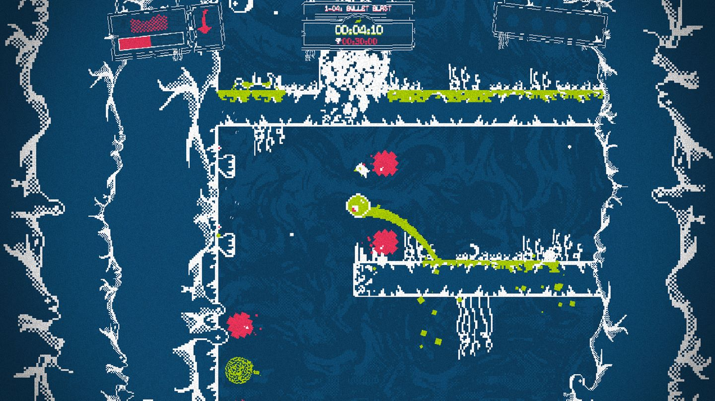 Slime-san: Superslime Edition erscheint am 22. Juni 2019 für die Xbox One.