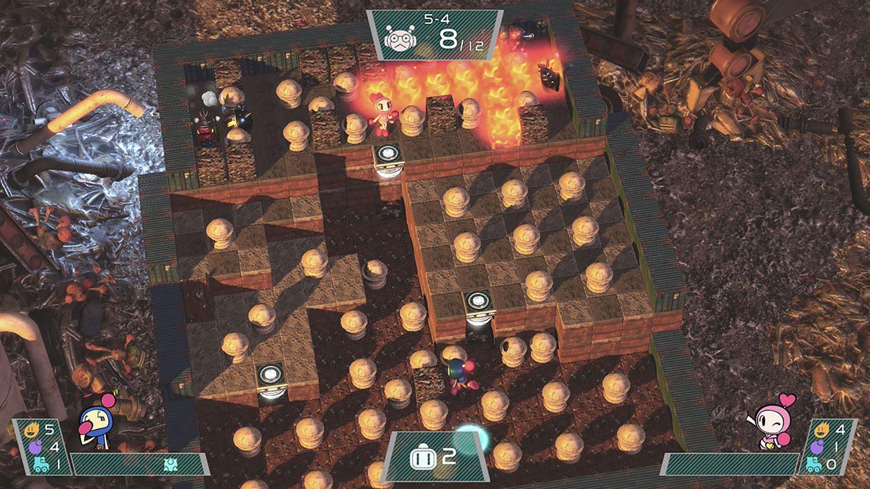 Super Bomberman R erscheint am 12. Juni 2018 für die Xbox One.