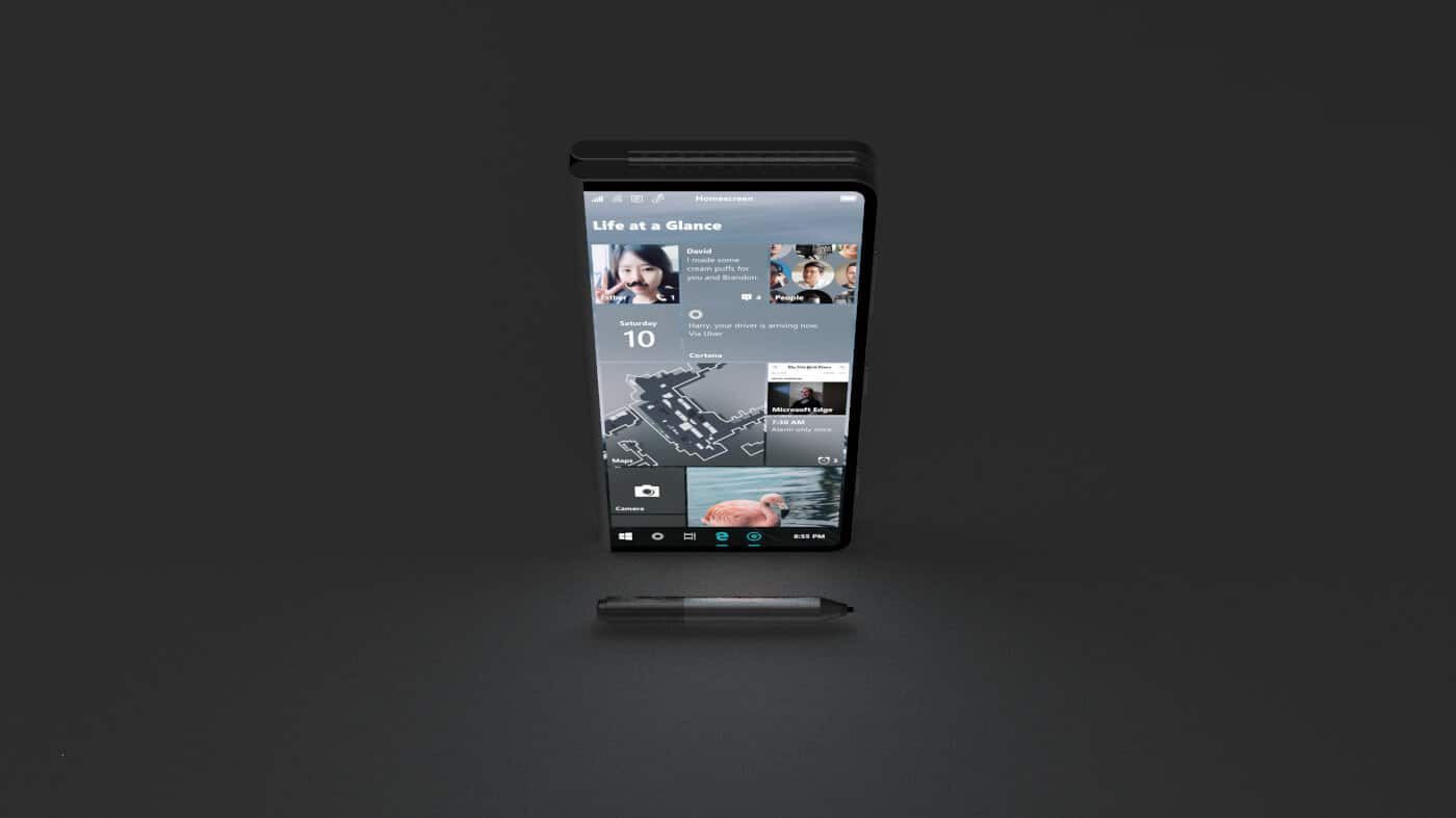 Surface Phone Konzept