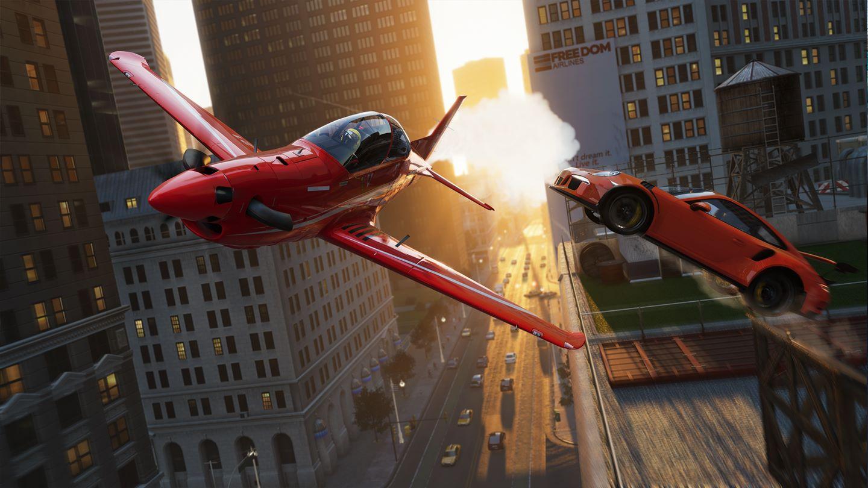 The Crew 2 erscheint am 29. Juni 2018 für die Xbox One.