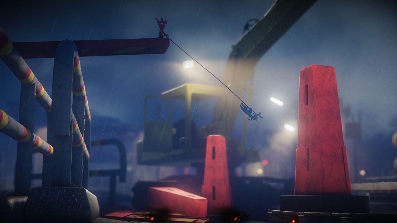 Die ersten zwei Level in Unravel Two können für zehn Stunden kostenlos gespielt werden.