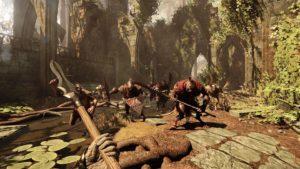 Unter den Xbox Game Pass-Spielen für Juli befinden sich Warhammer: Vermintide 2, DiRT 4, Zombie Army Trilogy, Bomber Crew, Abzu, Shadow Complex Remastered, The Elder Scrolls IV: Oblivion, Fallout 3 und Human Fall Flat.