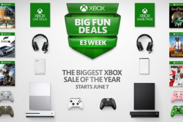 The Biggest Xbox Sale of the Year wird bis zum 23. Juni stattfinden.