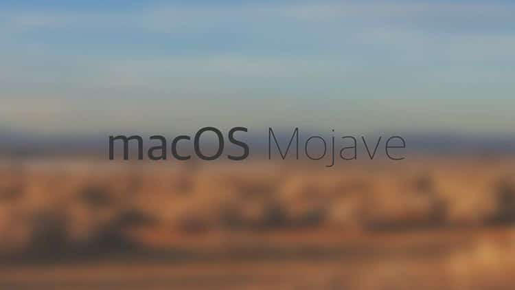 macos mojave office update