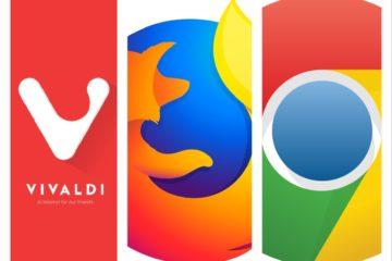 Windows 10 ARM Browsertest