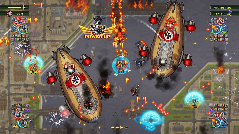 Aces of the Luftwaffe - Squadron erscheint am 24. Juli 2018 für die Xbox One.
