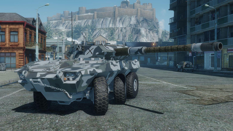 Armored Warfare erscheint am 02. August 2018 für die Xbox One.