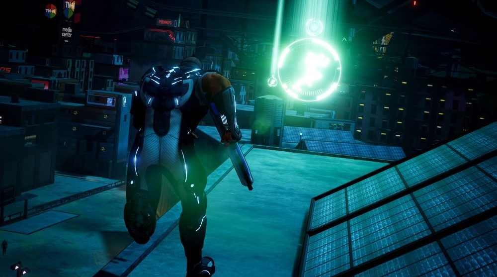 Crackdown 3, Xbox Live, Xbox One, Gaming