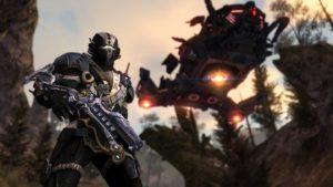 Defiance 2050 erscheint am 10. Juli 2018 für die Xbox One.