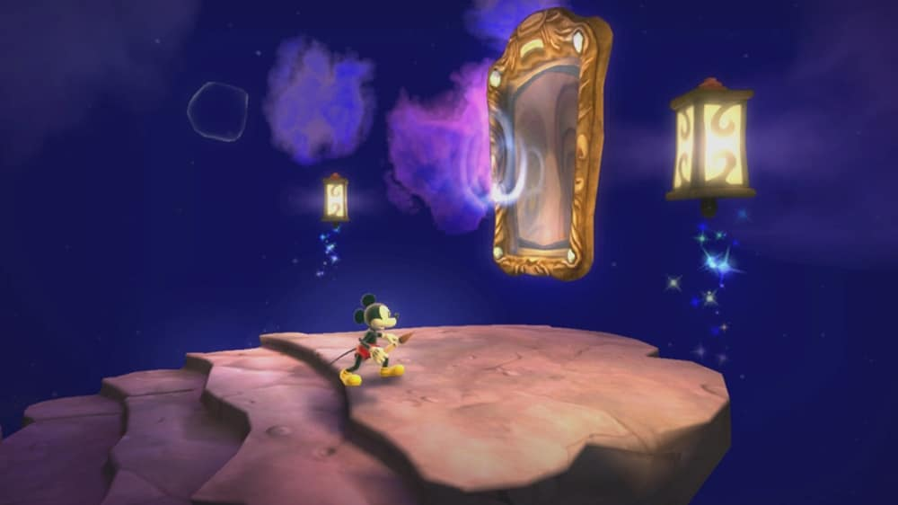 Disney Epic Mickey 2: The Power of Two ist im August im Games with Gold-Angebot enthalten.