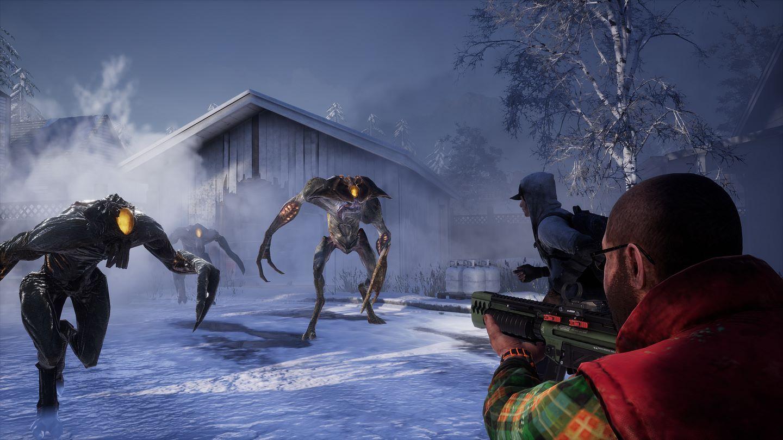 Earthfall erscheint am 13. Juli 2018 für die Xbox One.