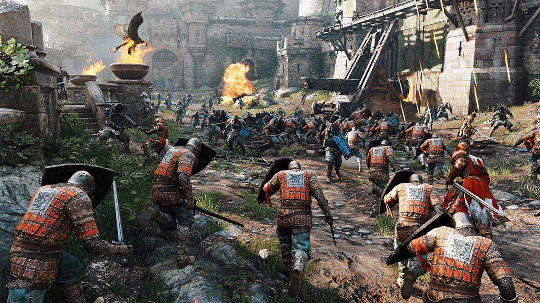 For Honor ist im August im Games with Gold-Angebot enthalten.