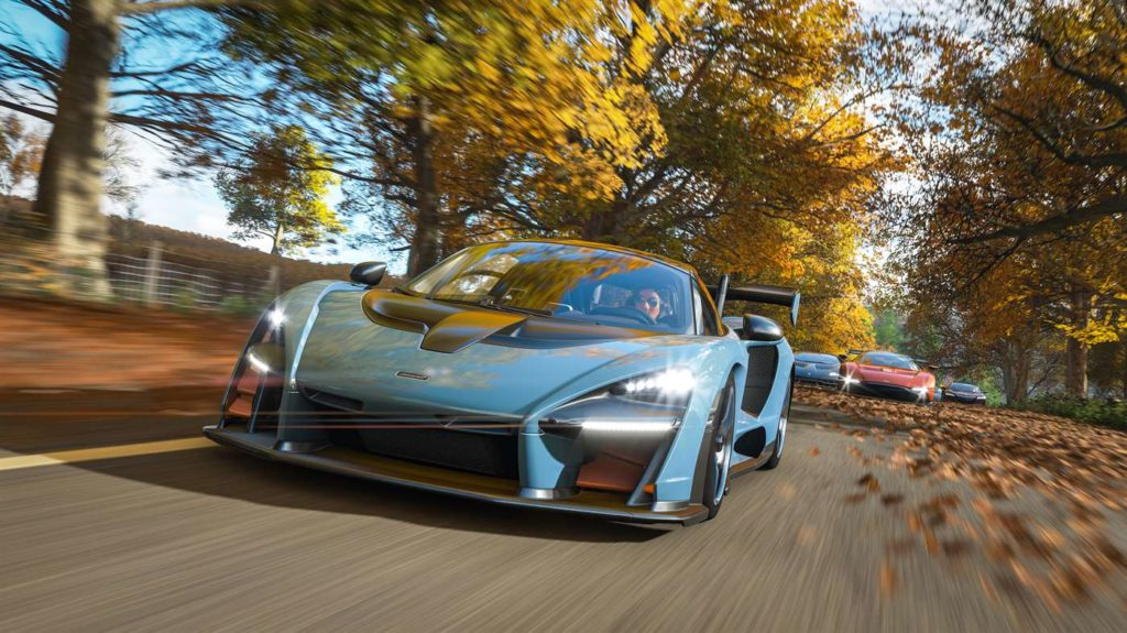 Forza Horizon 4, Xbox, PC, Update, Route Creator, Gaming