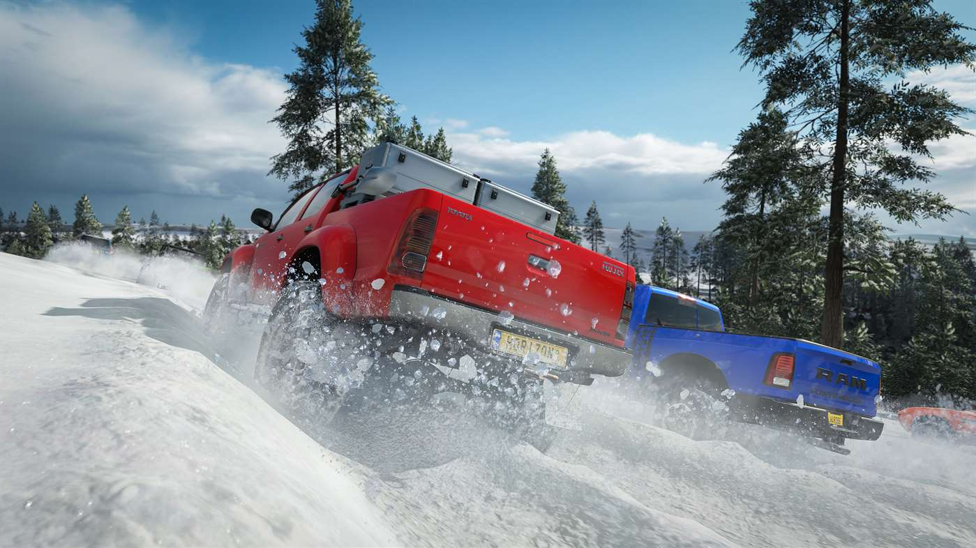 Forza Horizon 4 Ultimate Edition erscheint am 28. September 2018 für die Xbox One.