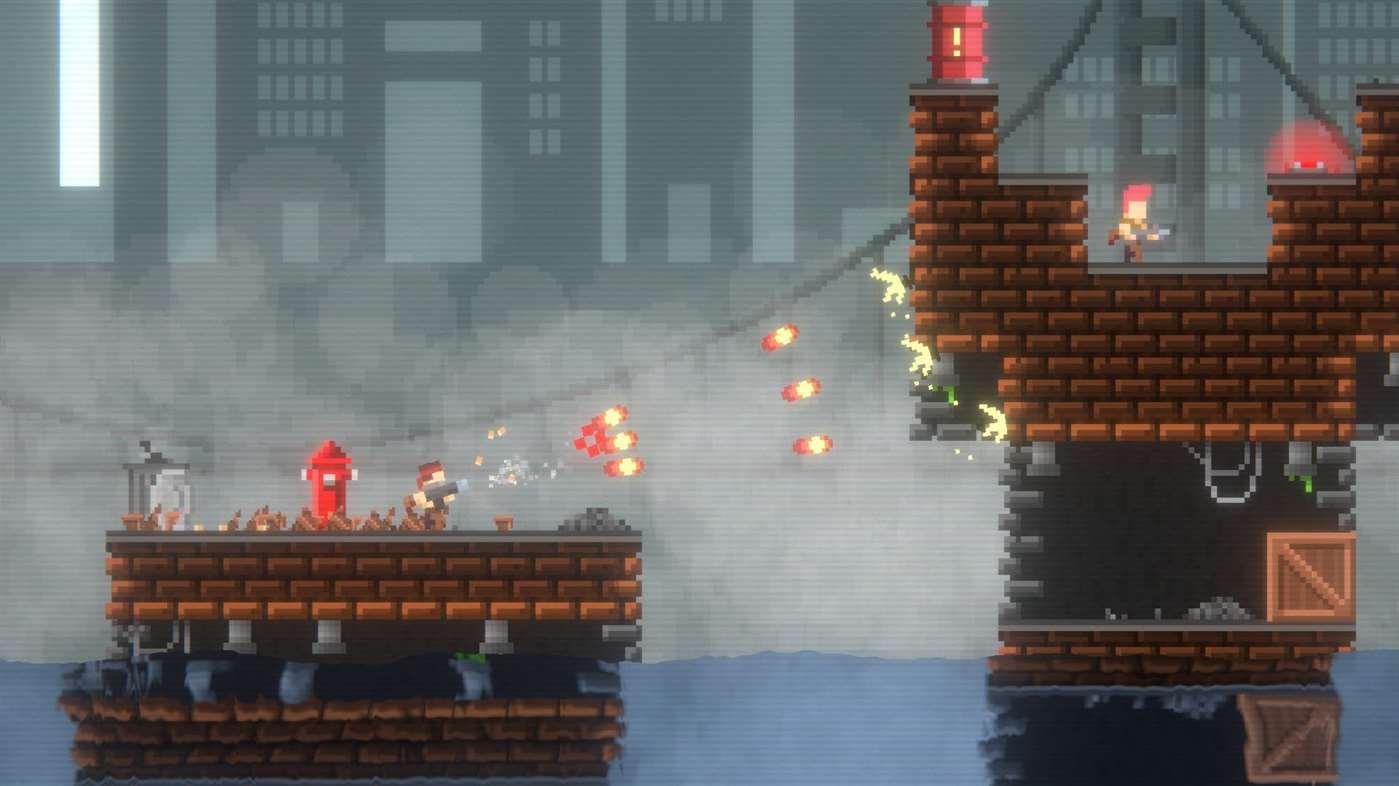 Jump Gunners erscheint am 02. August 2018 für die Xbox One.