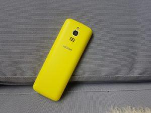 Nokia 8110 Test