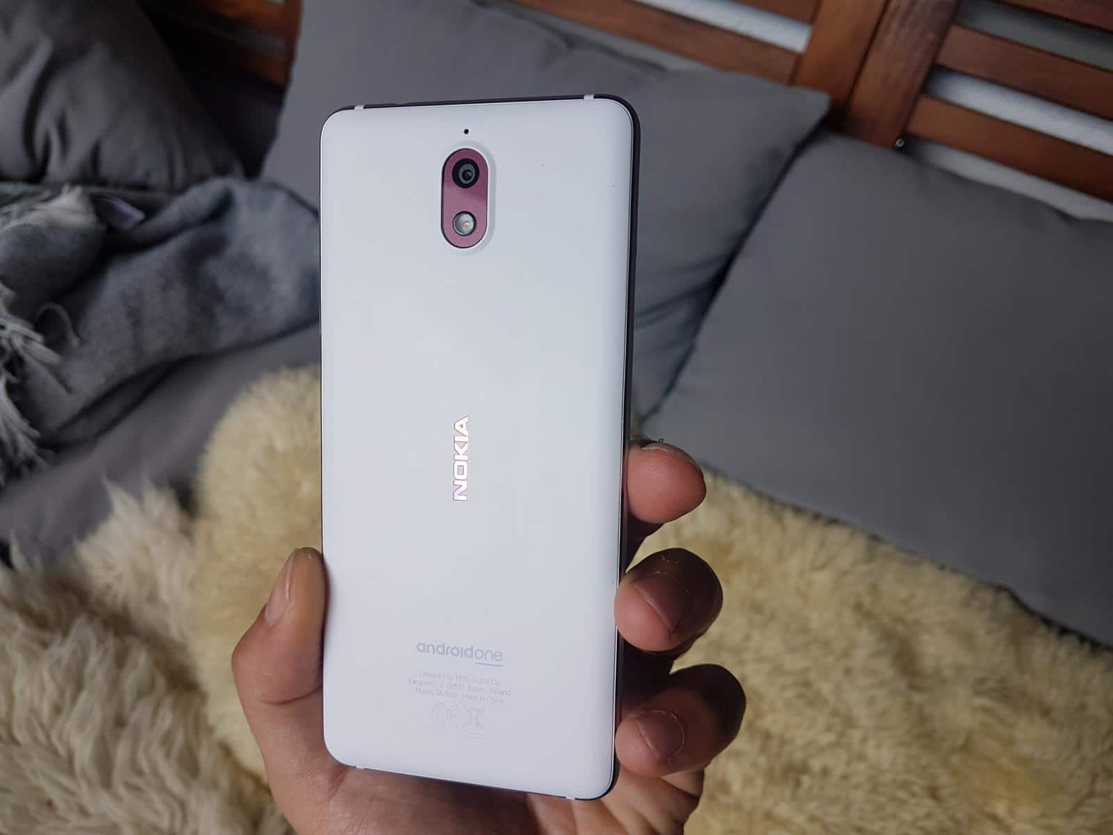 Nokia 3.1 Test HMD Global