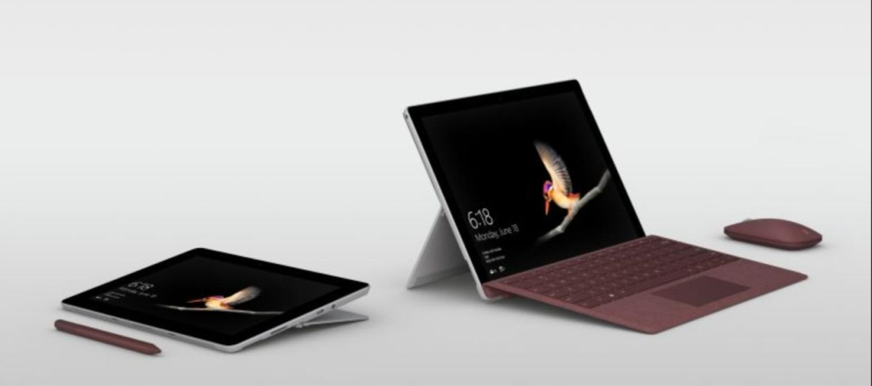 Microsoft Surface windows 10 arm snapdragon
