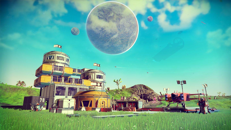 No Man's Sky erscheint am 24. Juli 2018 für die Xbox One.